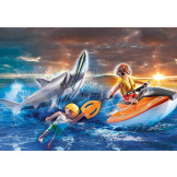 Playmobil Shark Attack Rescue