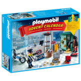 Playmobil Advent Calendar Jewel Thief Police