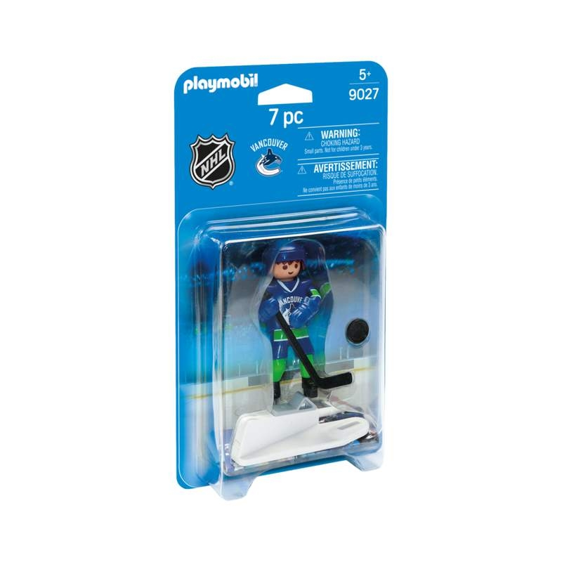 Playmobil NHL Vancouver Canucks Player