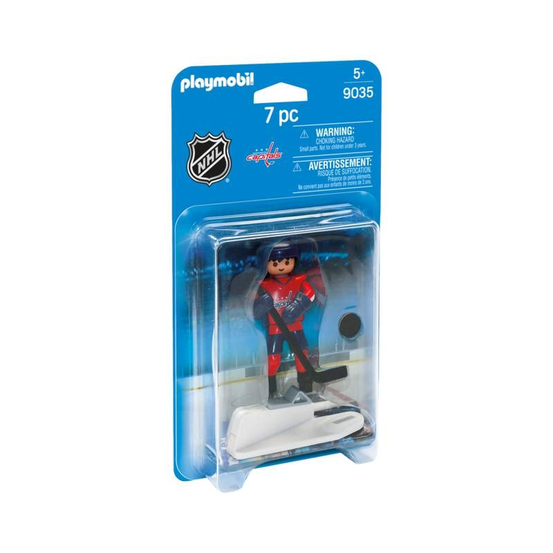 Playmobil NHL Washington Capitals Player