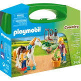 Playmobil Horse Grooming Carrying Case