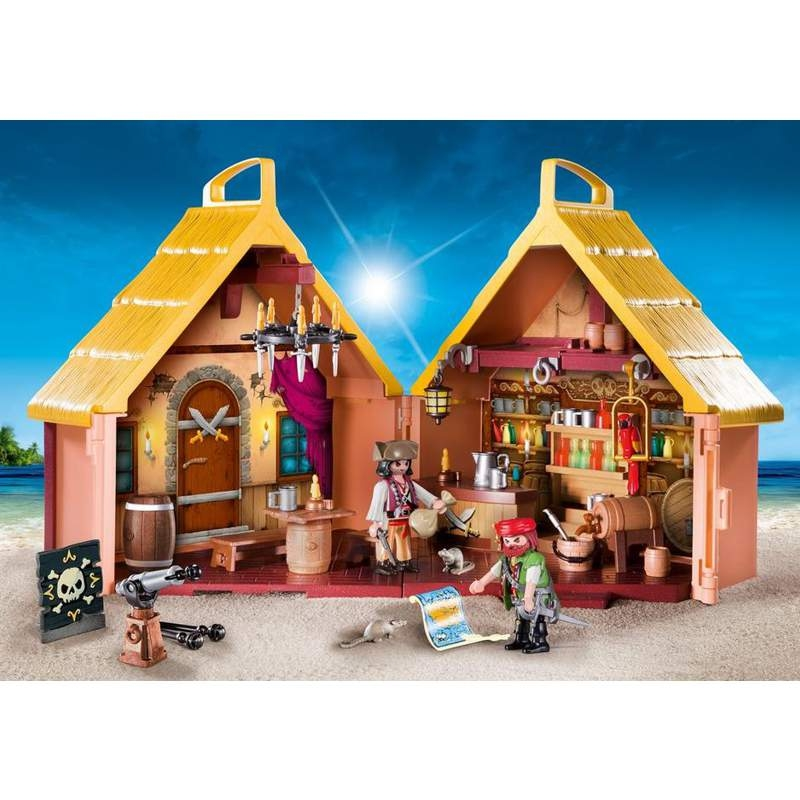 Playmobil Take Along Pirate Stronghold