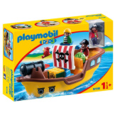 Playmobil 1-2-3 Pirate Ship