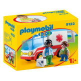 Playmobil 1-2-3 Rescue Ambulance