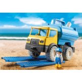 Playmobil Sand Toy Water Tank Truck
