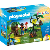 Playmobil Night Walk
