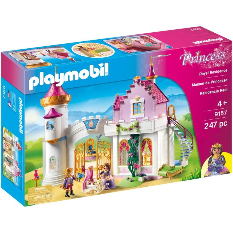Playmobil Royal Residence