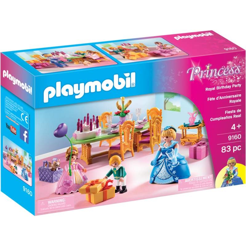 Playmobil Royal Birthday Party