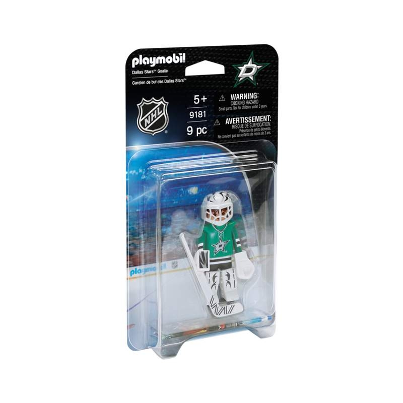 Playmobil NHL Dallas Stars Goalie