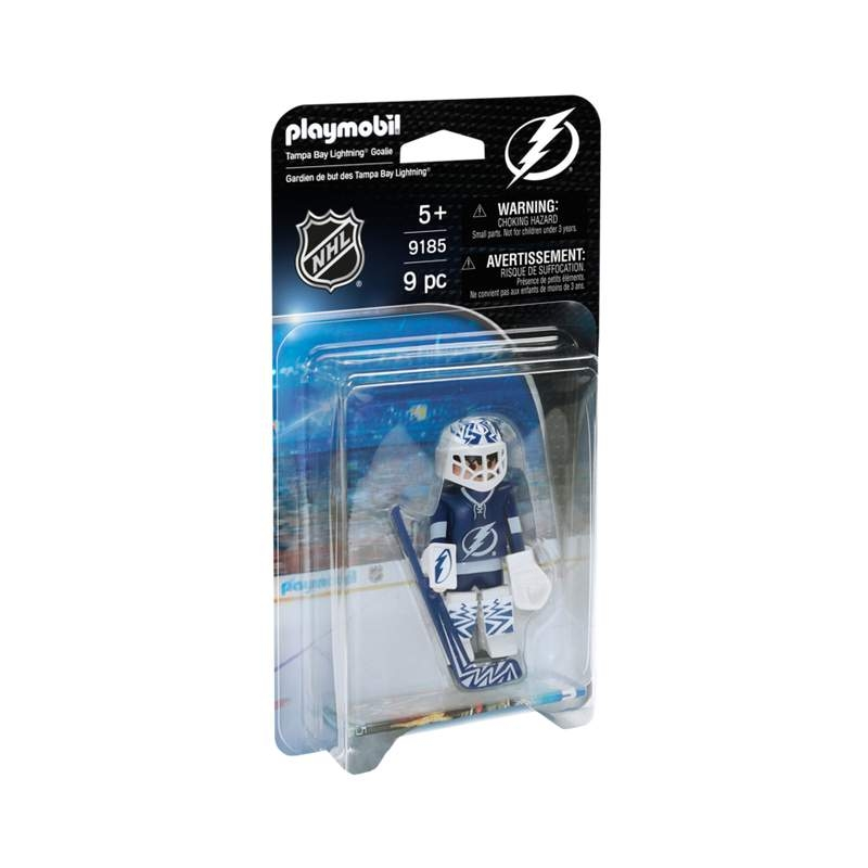 Playmobil NHL Tampa Bay Lightning Goalie