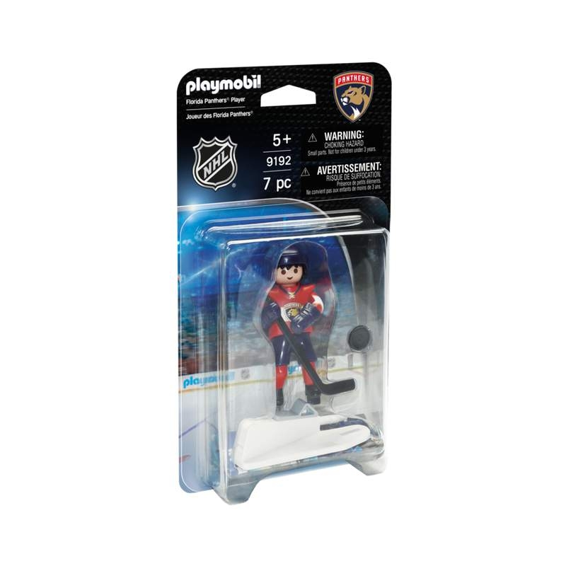 Playmobil NHL Florida Panthers Player