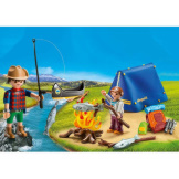Playmobil Carrying Case Camping