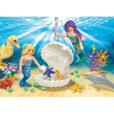 Playmobil Carrying Case Magical Mermaids