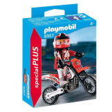 Playmobil Special Plus Motocross Driver