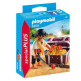 Playmobil Special Plus Pirate with Treasure Chest