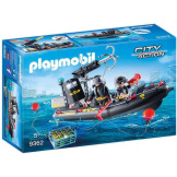 Playmobil Tactical unit Boat