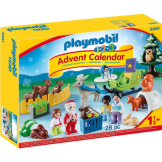 Playmobil Advent 1.2.3 Christmas In The Forest