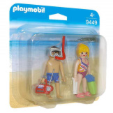 Playmobil Beach Goers Duo Pack