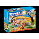 Playmobil Nativity Scene Lightning Arch