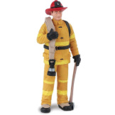 Safari Bob The Fire Fighter
