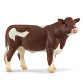 Safari Red Holstein Bull