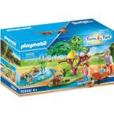 Playmobil Red Panda Habitat