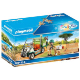 Playmobil Zoo Vet with Medical Cart