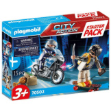 Playmobil Starter Pack Police Chase