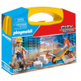 Playmobil Construction Site Carry Case