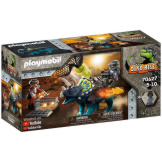 Playmobil Triceratops: Battle for the Legendary Stones