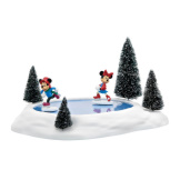 Mickey & Minnie's Animated Skating Pond