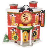 Mickey's Alarm Clock Shop
