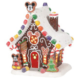 Mickey's Gingerbread House