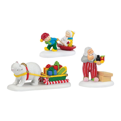 Jolly Fellow - 3 Piece Accessory Set