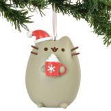 Meowy Christmas Pusheen Ornament