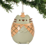 Detective Pusheen Ornament