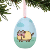 Pusheen Tin Egg Rainy Day