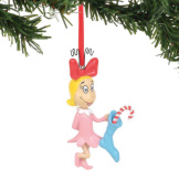 Cindy Lou-Who Ornament