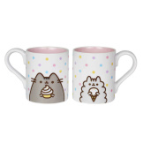 Pusheen and Stormy Mug set