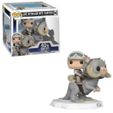 Funko POP Star Wars Luke On Tauntaun