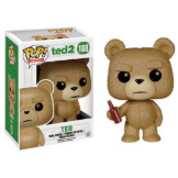Funko POP Ted 2 With Beer