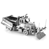 Metal Earth 114SD Snow Plow