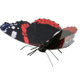 Metal Earth Butterfly Red Admiral