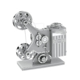 Metal Earth Vintage Movie Projector