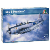 SBD-5 Dauntless 1/72 Scale