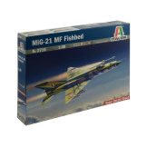 Mig-21 MF Fishbed 1/48 Scale