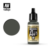 Vallejo Model Air Camouflage Dark Green 17ml