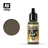 Vallejo Model Air Dark Earth 17ml