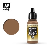 Vallejo Model Air Mud Brown 17ml