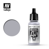 Vallejo Model Air Aluminium 17ml